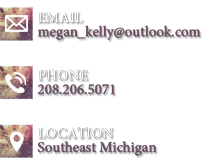 Megan Kelly Photography, Professional Photographer in Southeast Michigan