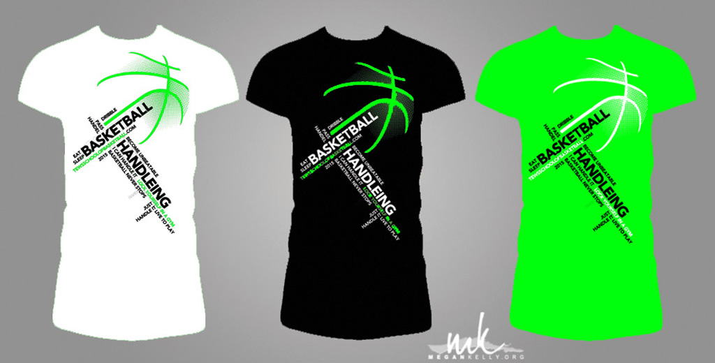 T-Shirt Design Portfolio | Megan Kelly Photodesign