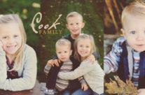 Cook Family Pictures