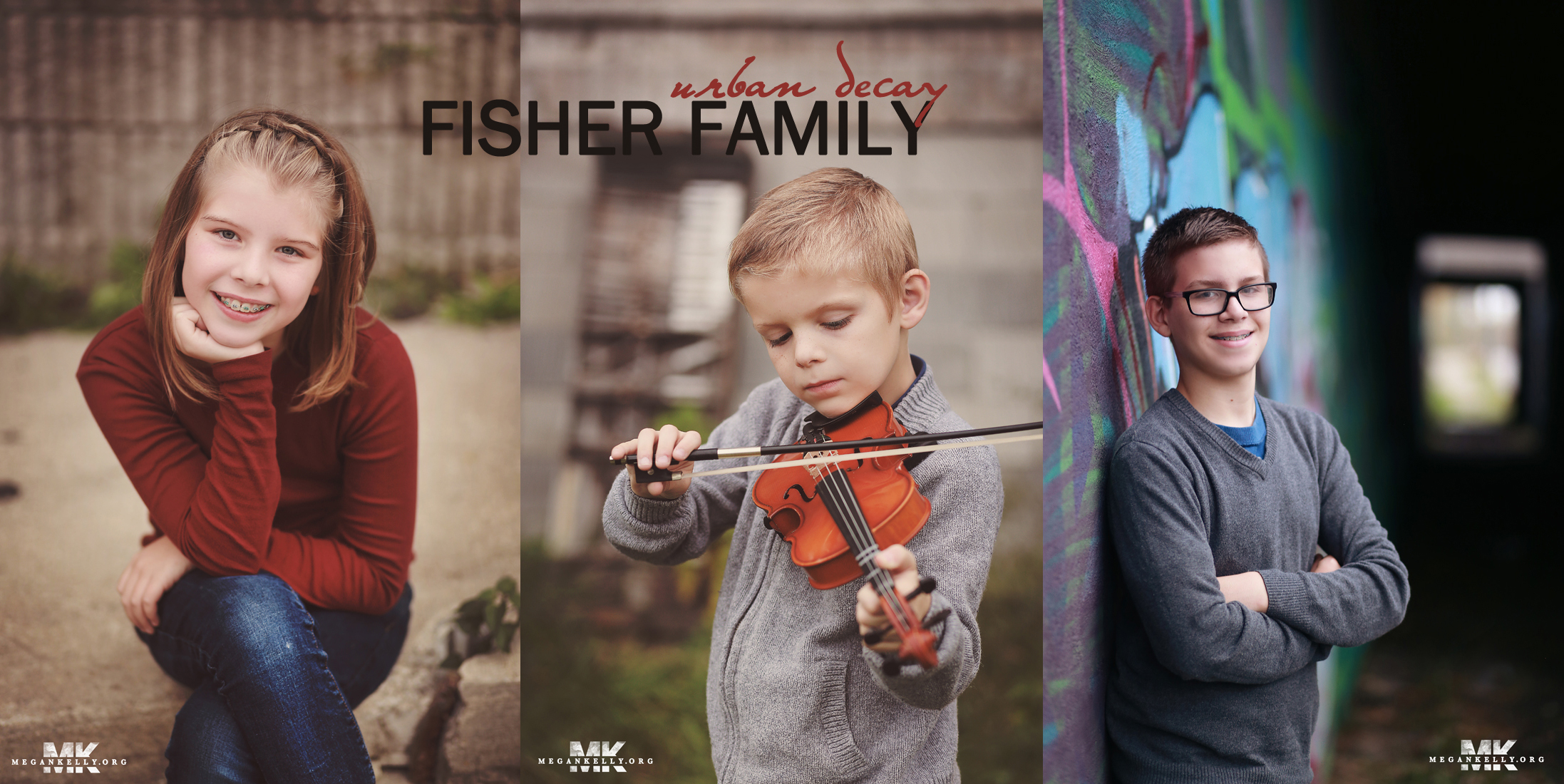 Fisher Family – Urban Decay in Detroit