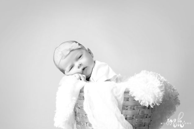 Megan Kelly, Newborn Baby Photographer, Michigan, Southgate, Canton, Detroit, Girl