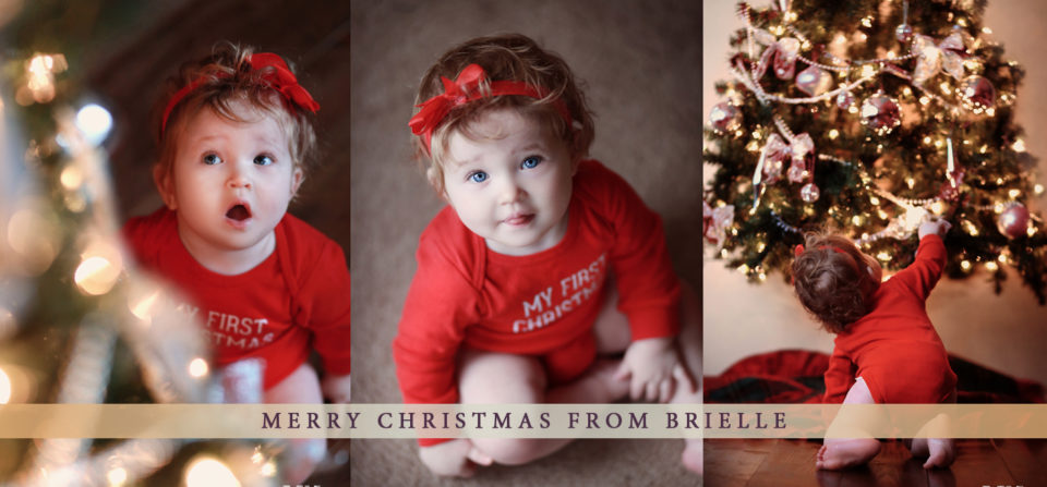 Merry Christmas from Brielle