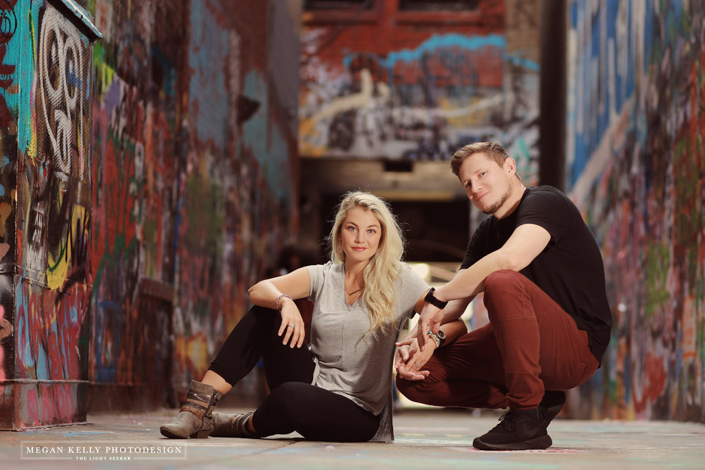 Megan Kelly, Ann Arbor, Engagements, Seniors, Photographer, Photography, Graffiti Alley